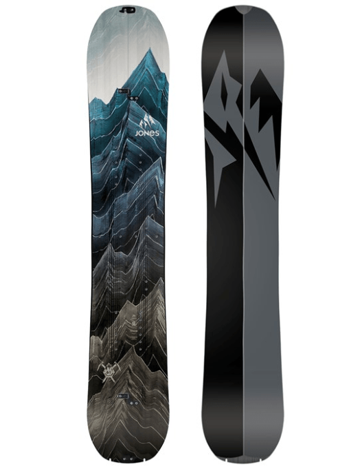 JONES MENS SOLUTION SPLIT SNOWBOARD 2019
