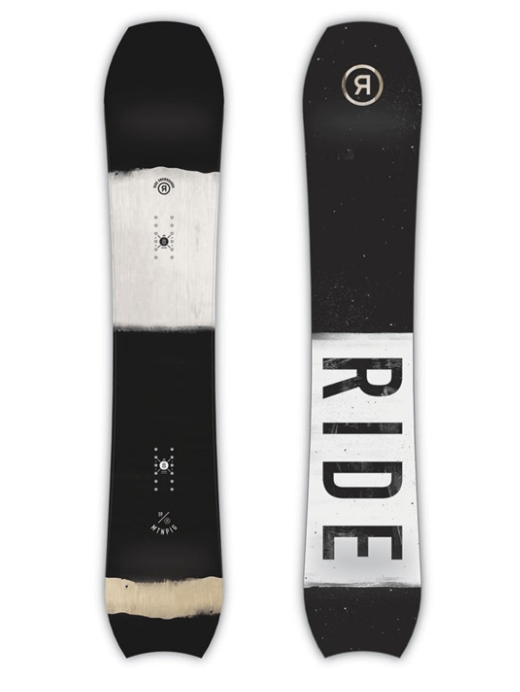 RIDE MENS MTNPIG SNOWBOARD 2019