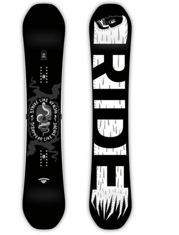 RIDE MENS MACHETE SNOWBOARD 2019