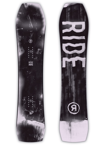 RIDE MENS WARPIG SNOWBOARD 2019
