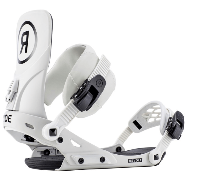 RIDE MENS REVOLT SNOWBOARD BINDINGS 2019