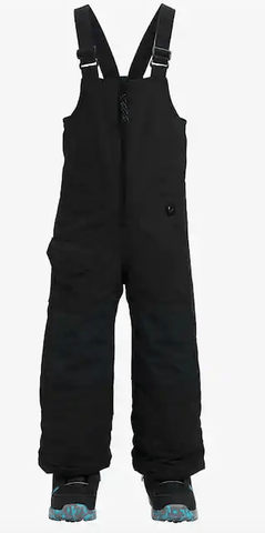BURTON TODDLER MINISHRED MAVEN BIB SNOW PANT 2019