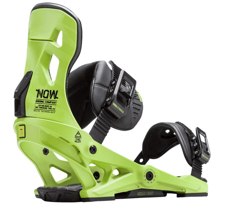 NOW MENS PILOT SNOWBOARD BINDINGS 2019
