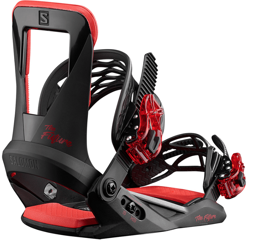 SALOMON YOUTH THE FUTURE SNOWBOARD BINDINGS 2019
