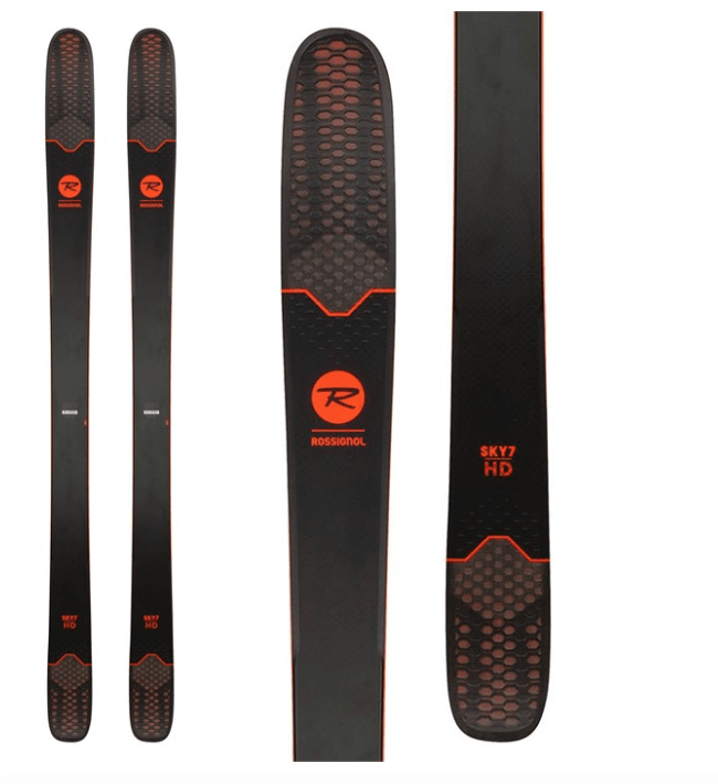 ROSSIGNOL MENS SKY 7 HD SKIS 2019