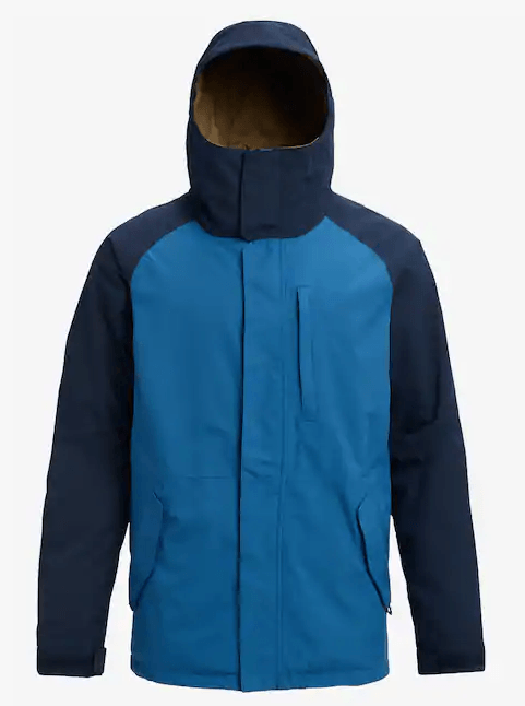 BURTON MENS GORE-TEX RADIAL SHELL SNOW JACKET 2019