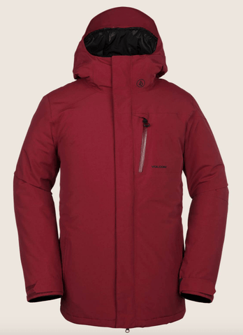 VOLCOM MENS L GORE-TEX SNOW JACKET 2019