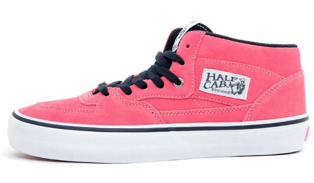 VANS MENS HALF CAB PRO SHOES