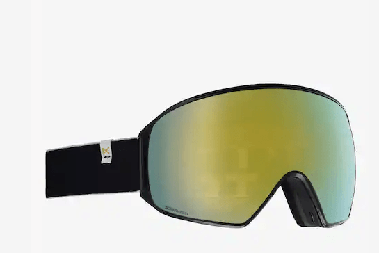 ANON M4 TORIC JT FRAME WITH SONAR BRONZE BY ZEISS+SONAR BLUE LENS SNOW GOGGLES 2019 MFI FACE MASK INCLUDED