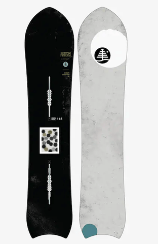 BURTON MENS FAMILY TREE BOTTOM FEEDER SNOWBOARD 2019