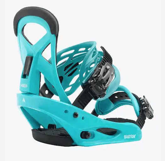 BURTON YOUTH SMALLS SNOWBOARD BINDINGS 2019