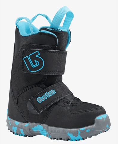 BURTON YOUTH MINI GROM SNOWBOARD BOOTS 2019