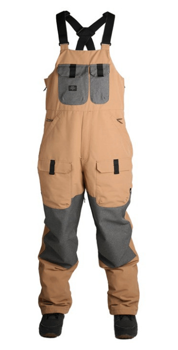 RIDE MENS CENTRAL BIB SNOW PANT 2019