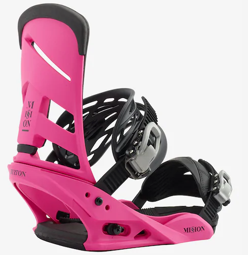 BURTON MENS MISSION SNOWBOARD BINDINGS 2019