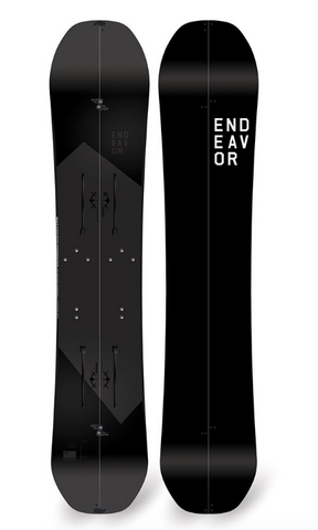 ENDEAVOR MENS PATROL SPLIT SERIES SNOWBOARD 2019