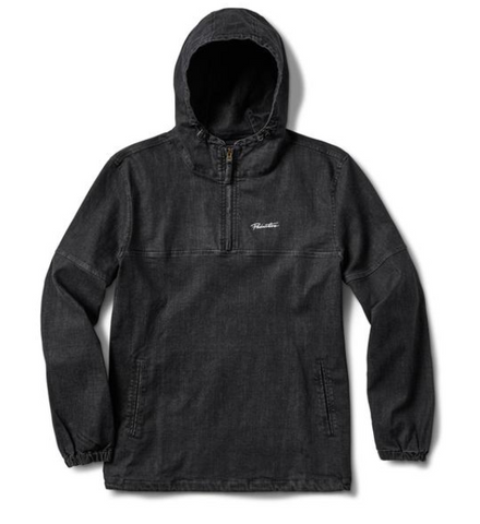 PRIMITIVE ENDEAVOR ANORAK DENIM BLK