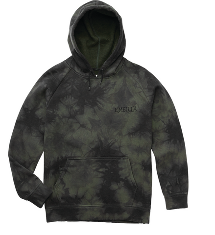 EMERICA PRESSURE FLEECE HOODY