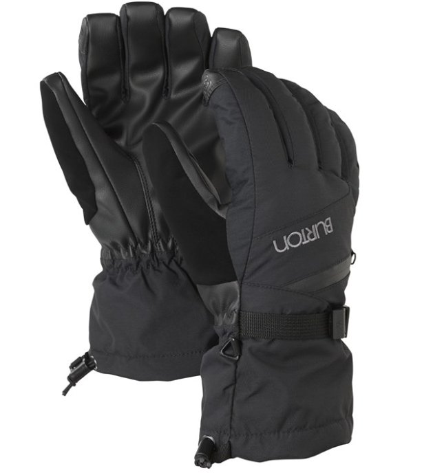 BURTON WOMENS GORETEX GLOVE TRUE BLACK 2020