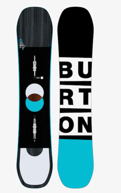 BURTON YOUTH CUSTOM SMALLS SNOWBOARD-2020