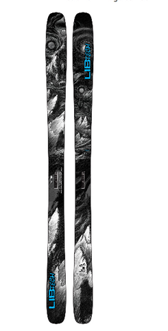 LIB TECH MNS UFO 95 SKIS -2020