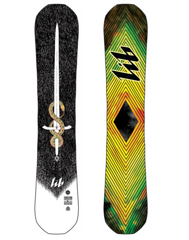 LIB TECH MNS TRAVIS RICE PRO HP BLUNT SNOWBOARD -2020