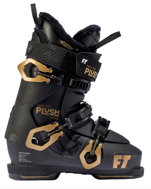 FULL TILT WMNS PLUSH 4 SKI BOOT -2020