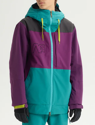BURTON MNS ANALOG GREED SNOW JACKET -2020