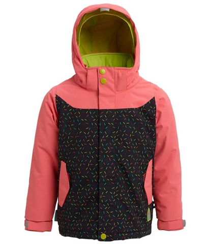 BURTON GIRL'S ELODIE SNOW JACKET -2020