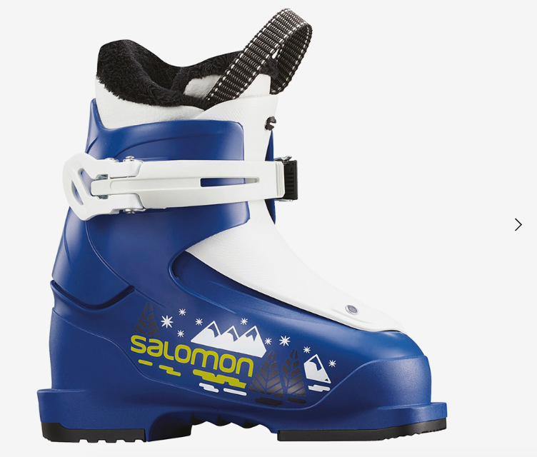 SALOMON JUNIOR T1 SKI BOOTS -2020