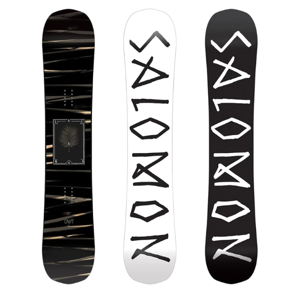 SALOMON MENS CRAFT SNOWBOARD-2020