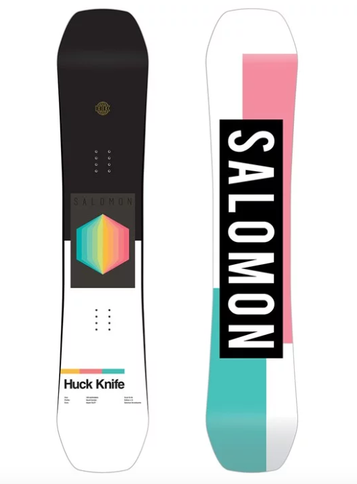 SALOMON JUNIOR HUCK KNIFE GROM SNOWBOARD-2020
