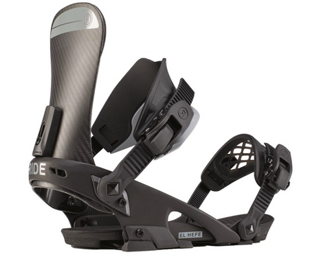 RIDE MNS EL HEFE SNOWBOARD BINDINGS -2020