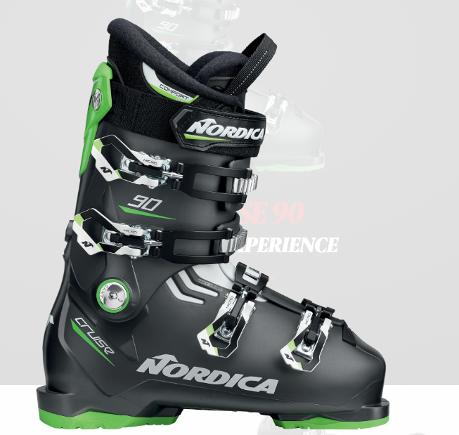 NORDICA MENS THE CRUISE 90 SKI BOOTS 202