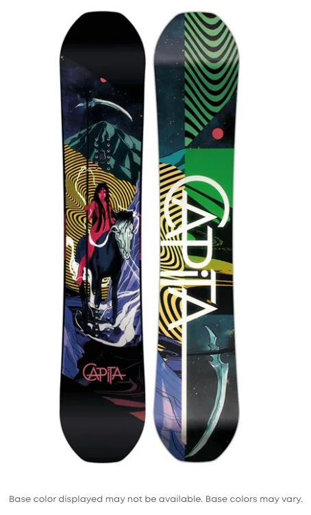 CAPITA MENS INDOOR SURVIVAL SNOWBOARD 2020