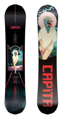CAPITA MENS OUTSIDERS SNOWBOARD 2020