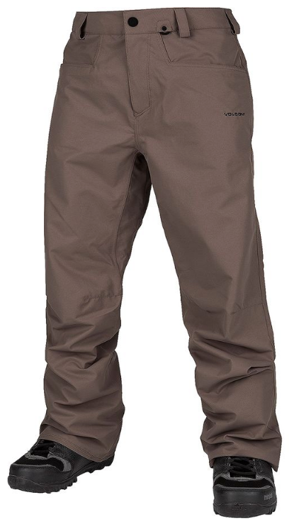 VOLCOM MENS CARBON SNOW PANT 2020