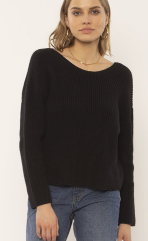 Amuse Women's Road L/S Knit Sweater