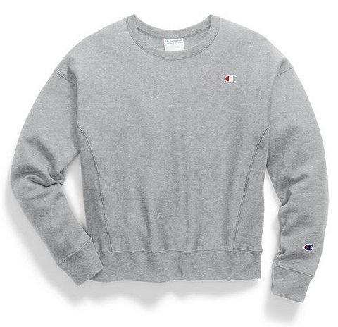 Champion Women's Reverse Weave Crew Sweater