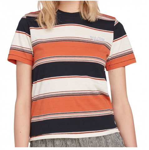 Volcom Women's Chromatic S/S Tee