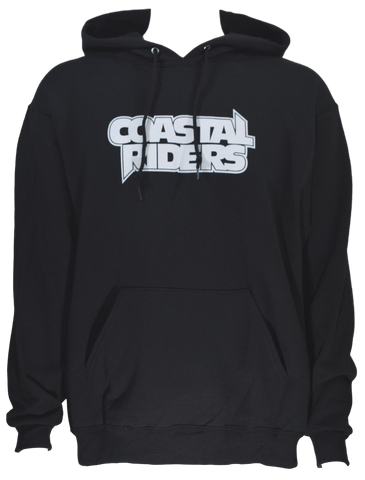 COASTAL MEN'S COASTAL RIDERS STACKED LOGO HOODY - Coastal Riders