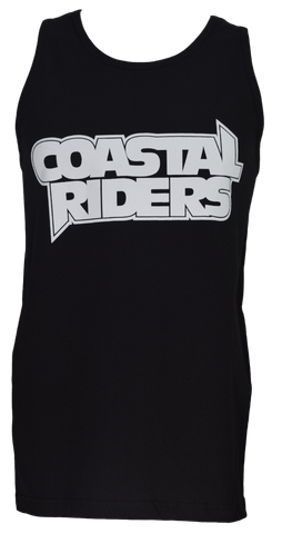 COASTAL MEN'S STACKED TANK - Coastal Riders