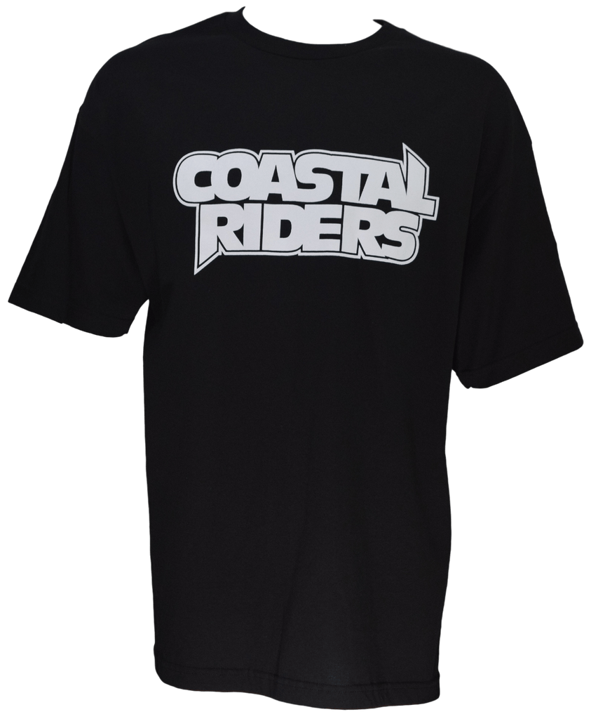 CSTL MEN'S STACKED TEE - Coastal Riders