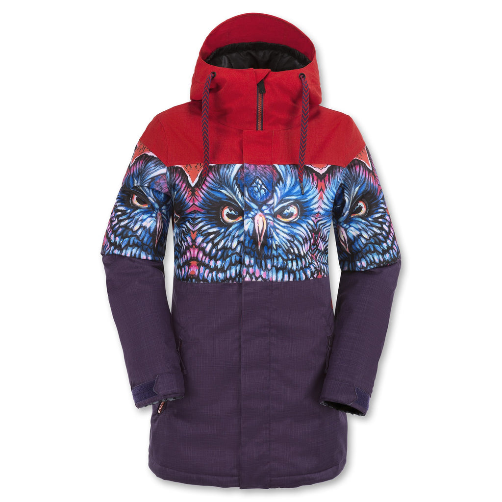 VOLCOM WMNS ACT INSULATED SNOW JACKET 2016