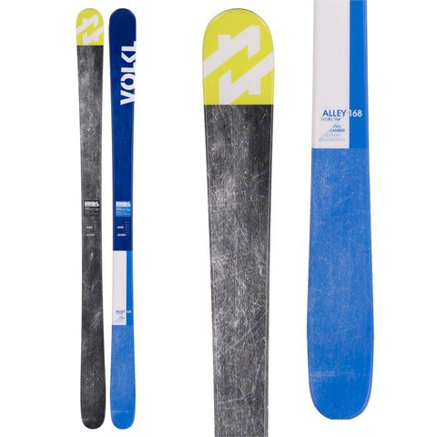 VOLKL MENS ALLEY SKIS 2017
