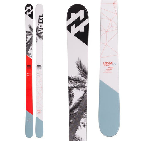 VOLKL MENS LEDGE SKIS 2017