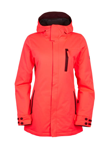 686 WMNS AUTHENTIC EDEN INSULATED SNOW JACKET 2017