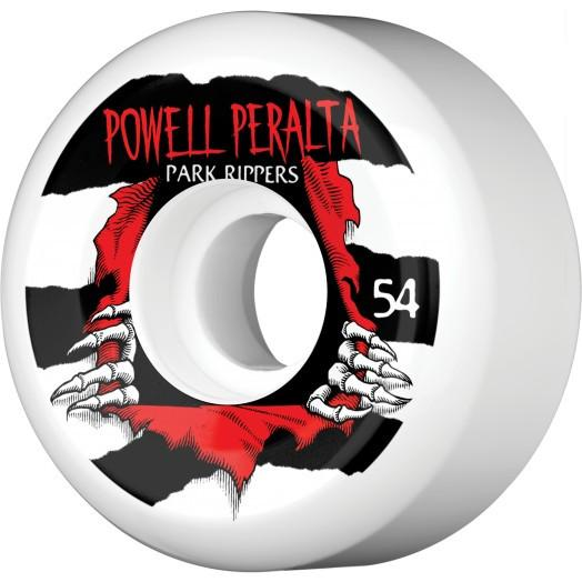 POWELL PERALTA PARK RIPPER SPF SKATEBOARD WHEELS 54MM
