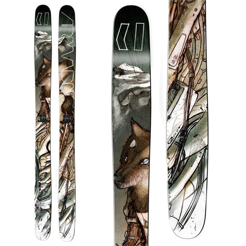 ARMADA MEN'S JJ2.0 SKIS 2016 - Coastal Riders