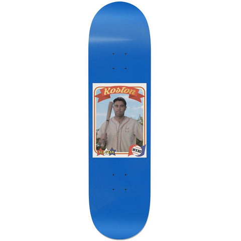 WKND KOSTON TRADING CARD DECK