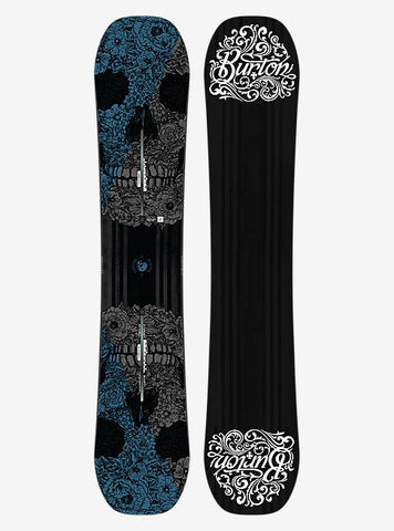 BURTON MENS PROCESS OFF-AXIS SNOWBOARD 2017